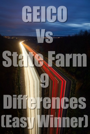 Geico Accident Forgiveness >> Geico Vs State Farm 9 Differences Easy Insurance Choice