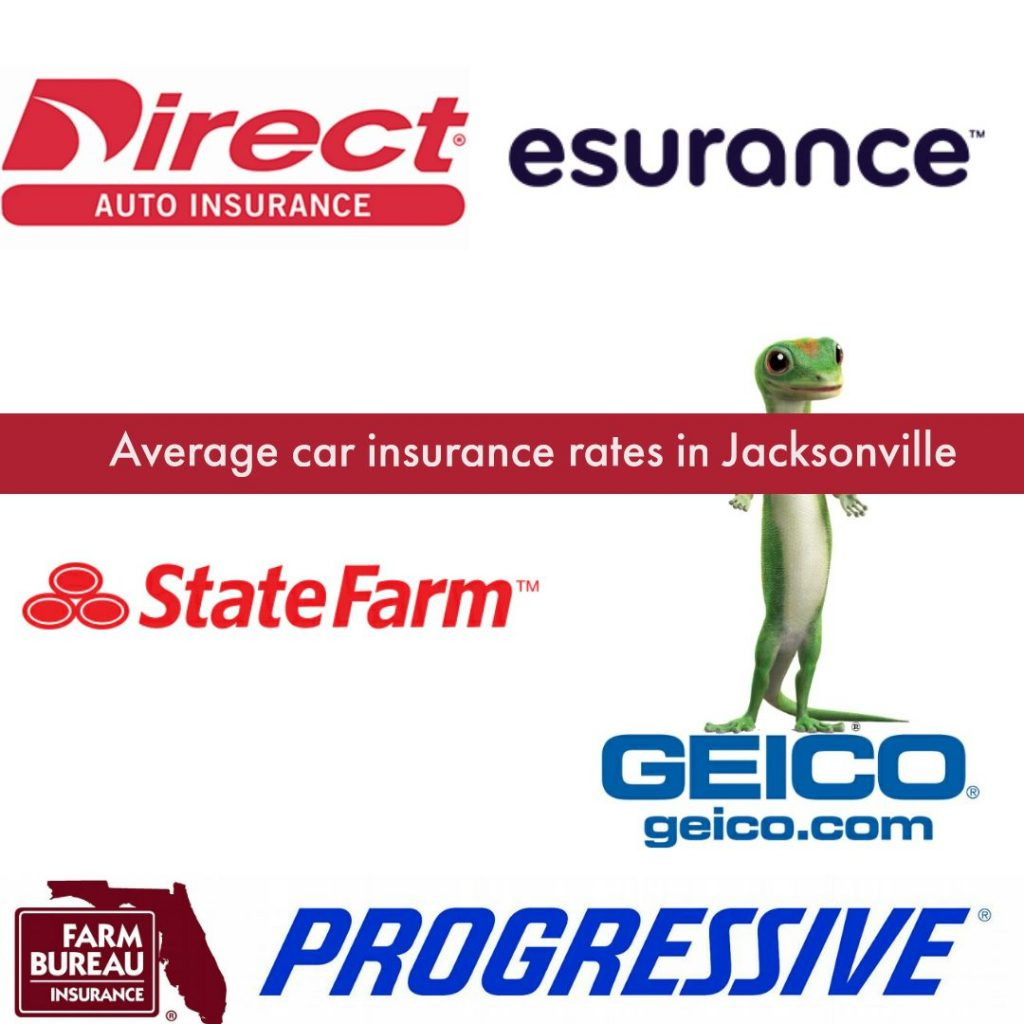 7 Cheap Car Insurance In Jacksonville, FL (With Quotes)