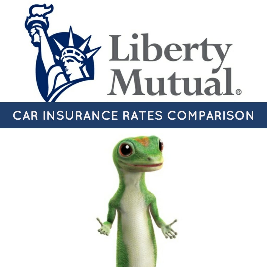 Usaa Car Insurance Quote >> Liberty Mutual Vs GEICO: 6 Insurance Differences (Easy Win)