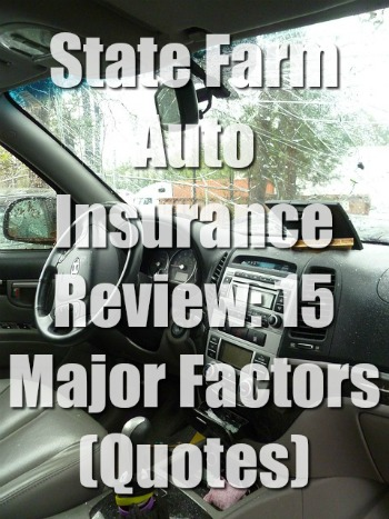 State Farm Auto Quote | State Farm Auto Insurance Review 15 Major Factors Quotes